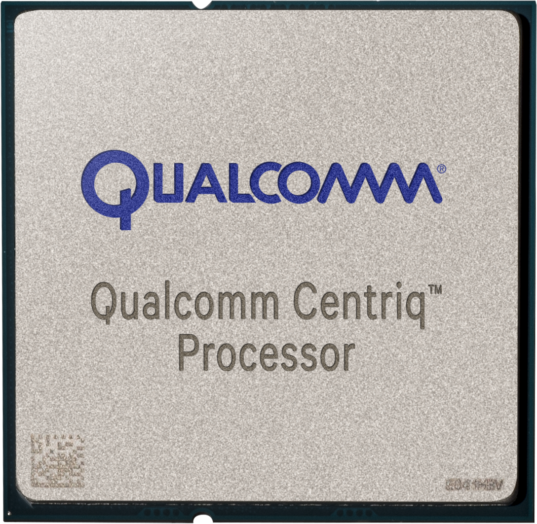 Qualcomm launches the Centriq 2400 server family