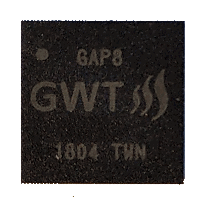 The RISC-V momentum continues with the GAP8, a new IoT/AI Application Processor