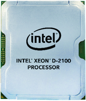 Intel launches the Xeon D-2100 series of low-power edge processors