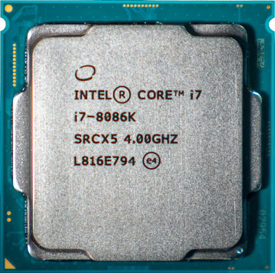 Intel Announces a 5 GHz Core i7-8086K, Launches on the 40th Anniversary of the 8086