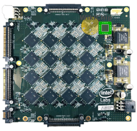 Intel Labs Builds A Neuromorphic System With 64 To 768 Loihi Chips: 8 Million To 100 Million Neurons