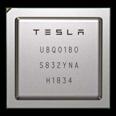 Inside Tesla's Neural Processor In The FSD Chip