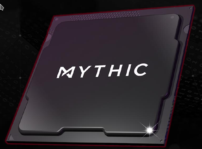 Analog AI Startup Mythic To Compute And Scale In Flash