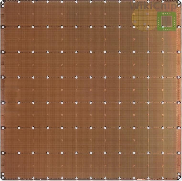 A Look at Cerebras Wafer-Scale Engine: Half Square Foot Silicon Chip