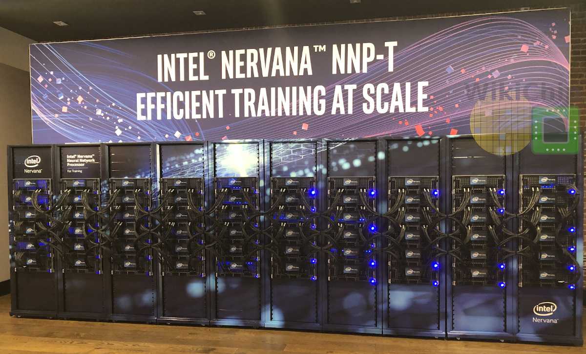 Intel Starts Shipping Initial Nervana NNP Lineup