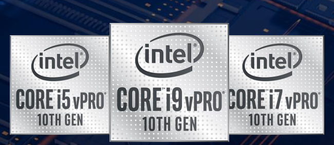 Intel Launches 10th Gen Comet Lake vPro Processors